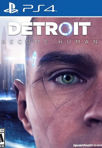 Detroit: Become Human (PS4) PSN Key UNITED STATES