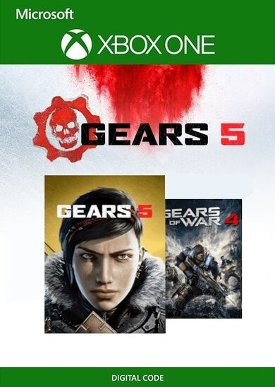 Gears 5 Ultimate Edition + Gears of War 4 Bundle (PC/Xbox One) Xbox Live Key GLOBAL