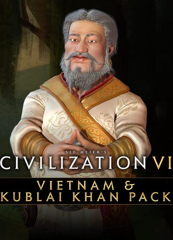 Sid Meier's Civilization VI: Vietnam & Kublai Khan Pack (DLC) Steam Key GLOBAL