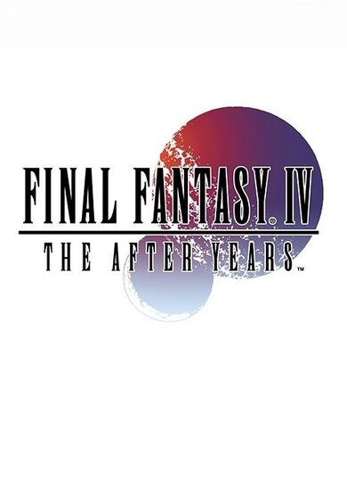 Final Fantasy IV: The After Years Steam Key GLOBAL