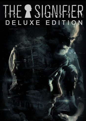 The Signifier Deluxe Edition Steam Key GLOBAL