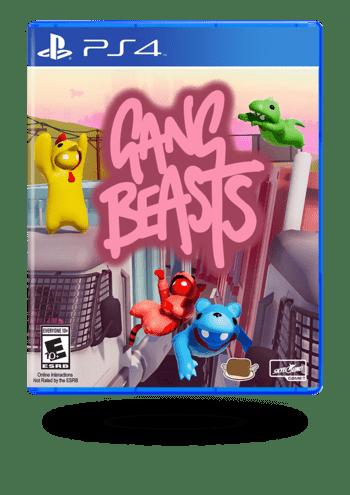 Gang Beasts PlayStation 4