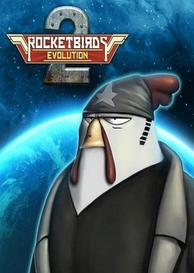 Rocketbirds 2 - Mind Control (DLC) Steam Key GLOBAL