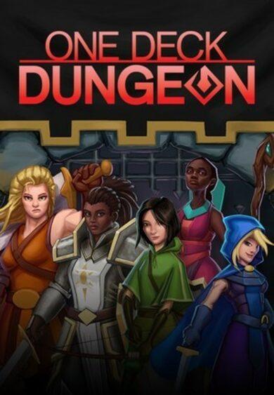 One Deck Dungeon Steam Key GLOBAL
