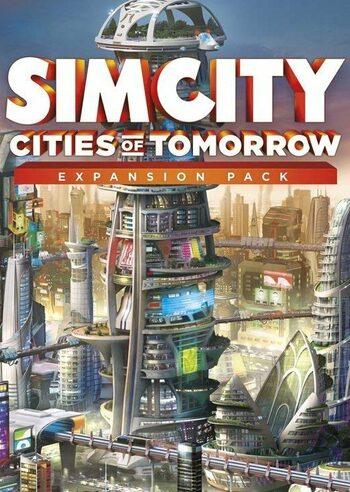 SimCity: Cities of Tomorrow (DLC) Origin Key GLOBAL