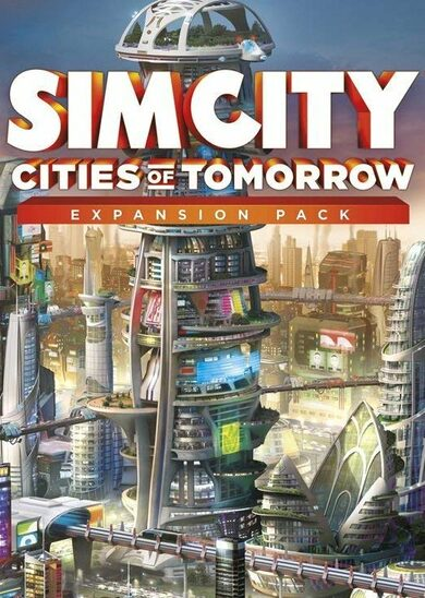 SimCity: Cities of Tomorrow (DLC) Origin Key GLOBAL