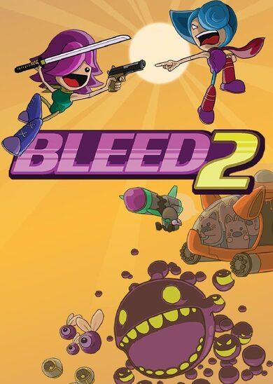 Bleed 2 Steam Key GLOBAL