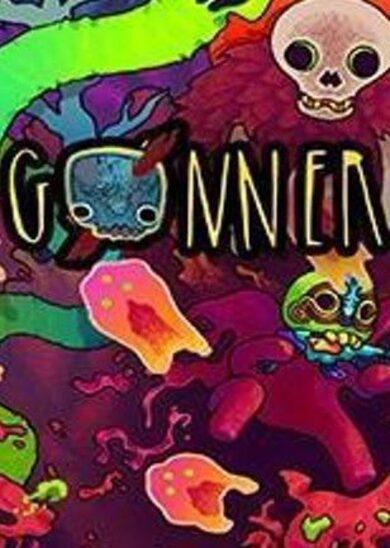 GoNNER - Press Jump To Die Edition Steam Key GLOBAL