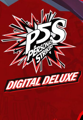 Persona 5 Strikers - Digital Deluxe Edition Steam Key GLOBAL