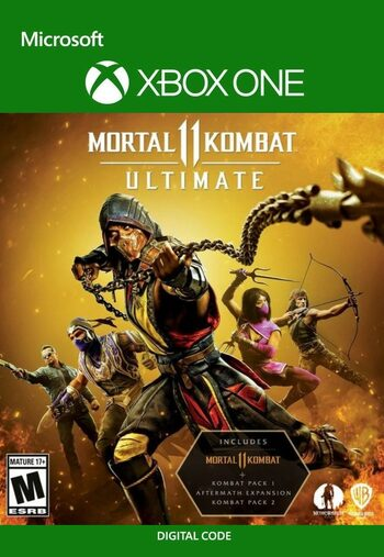 Mortal Kombat 11 Ultimate (Xbox One) Xbox Live Key GLOBAL