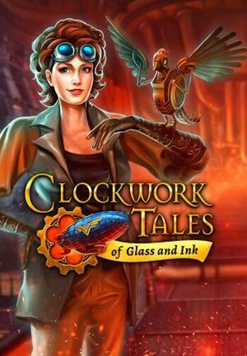 Clockwork Tales: Of Glass and Ink Steam Key GLOBAL