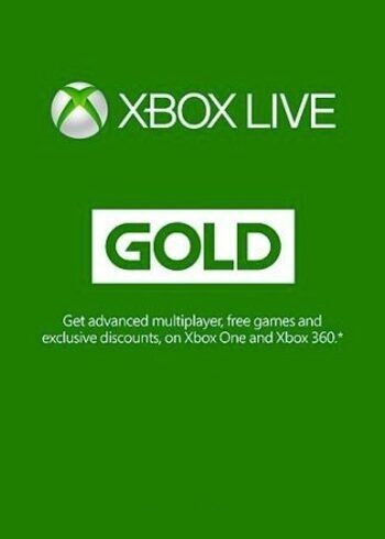 Xbox Live Gold 2 Days  Xbox Live Key UNITED STATES