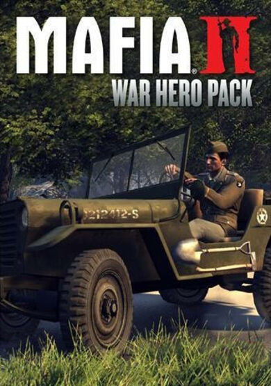 Mafia II - War Hero Pack (DLC) Steam Key EUROPE