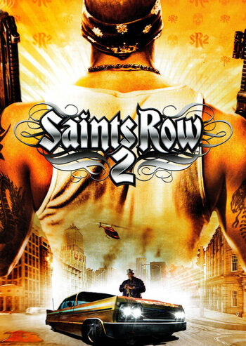 Saints Row 2 Steam Key GLOBAL