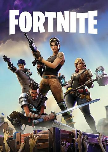 Fortnite (Standard Edition) Epic Games Key EUROPE