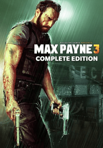 Max Payne 3 (Complete Edition) Rockstar Games Launcher Key GLOBAL