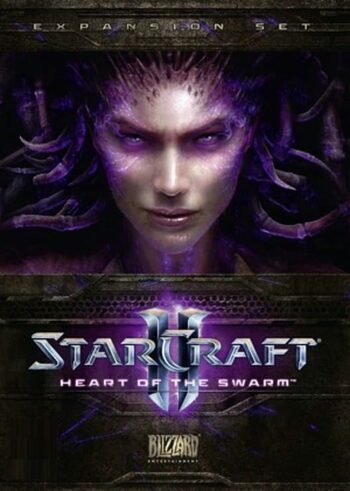 Starcraft II: Heart of the Swarm (DLC) Battle.net Key UNITED STATES