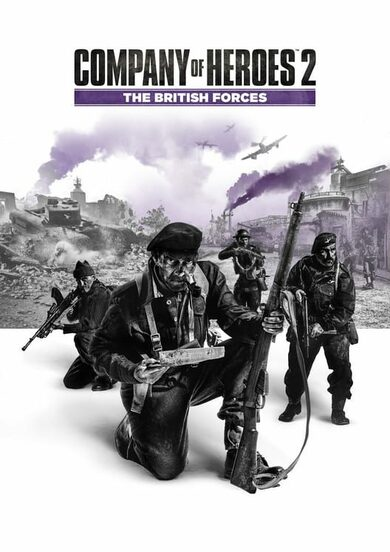 Company of Heroes 2: The British Forces Steam Key GLOBAL
