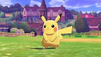 Redeem Pokemon Sword Nintendo Switch