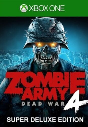 Zombie Army 4: Dead War Super Deluxe (Xbox One) Xbox Live Key UNITED STATES