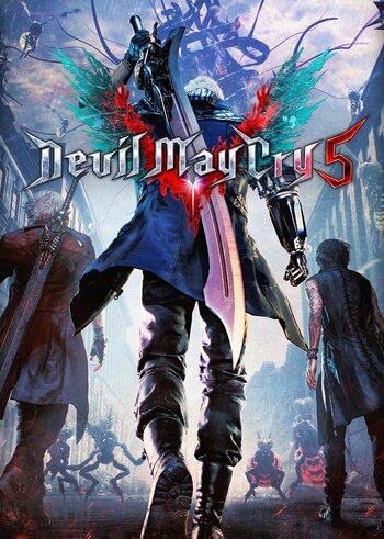 Devil May Cry 5 - Alt Hero Colors (DLC) Steam Key GLOBAL