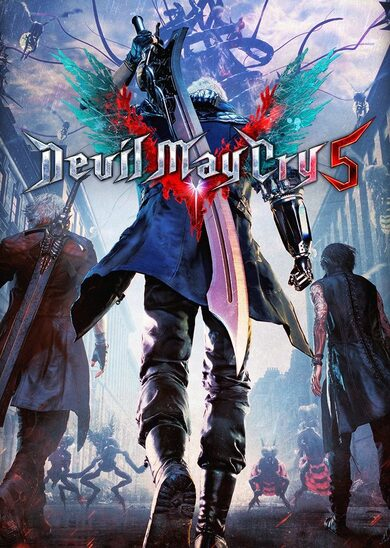 Devil May Cry 5 - Alt Hero Colors (DLC)