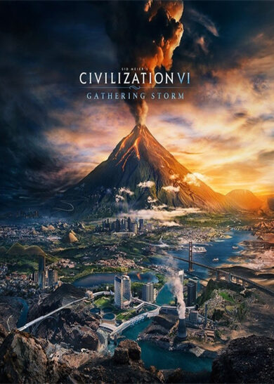 Sid Meier's Civilization VI - Gathering Storm (DLC) Steam Key GLOBAL