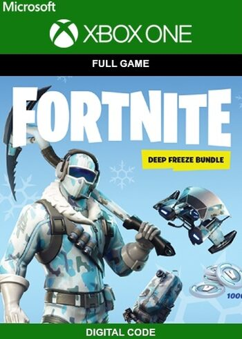Fortnite: Deep Freeze Bundle + 1000 V-Bucks (Xbox One) Xbox Live Key GLOBAL