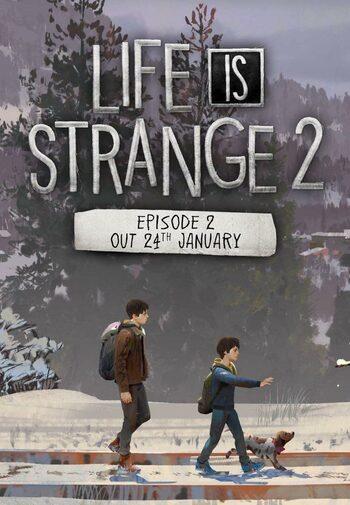 Life is Strange 2 - Episode 2 + Episode 3 (DLC) Steam Key GLOBAL