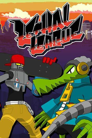 Lethal League Steam Key GLOBAL