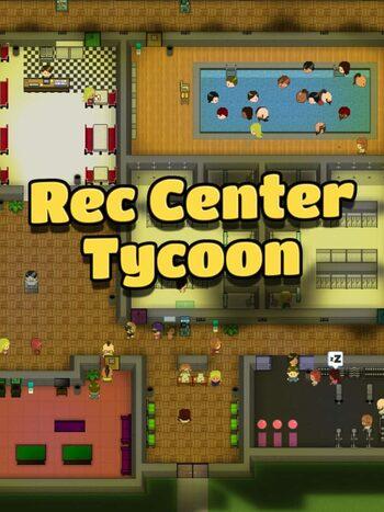 Rec Center Tycoon Steam Key GLOBAL
