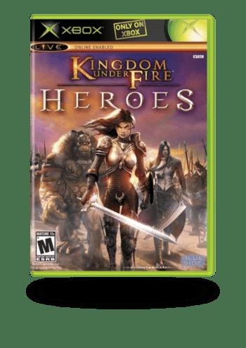Kingdom Under Fire: Heroes Xbox