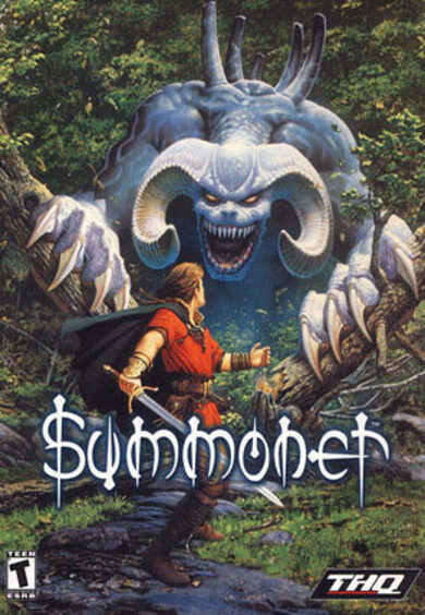 Summoner Steam Key EUROPE