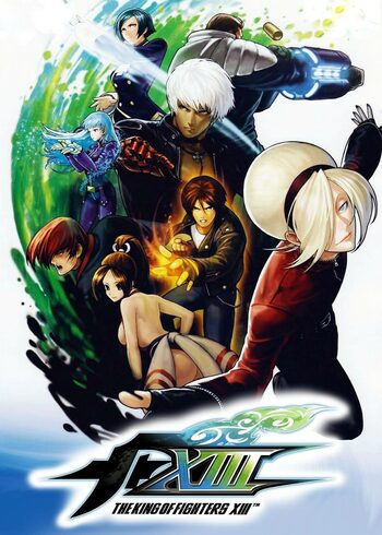 The King Of Fighters XIII Steam Edition Steam Key GLOBAL