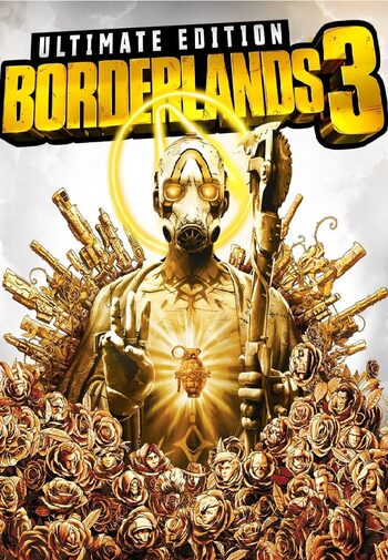 Borderlands 3 Ultimate Edition  Steam Key GLOBAL