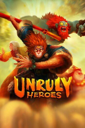 Unruly Heroes Steam Key GLOBAL