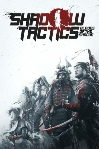 Shadow Tactics: Blades of the Shogun Steam Key GLOBAL
