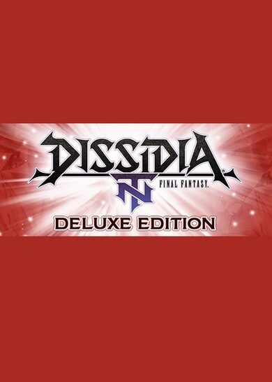 DISSIDIA FINAL FANTASY NT (Deluxe Edition) Steam Key GLOBAL