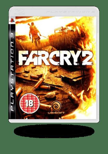 Far Cry 2 PlayStation 3