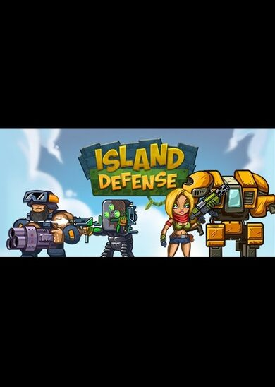 Island Defense Steam Key GLOBAL