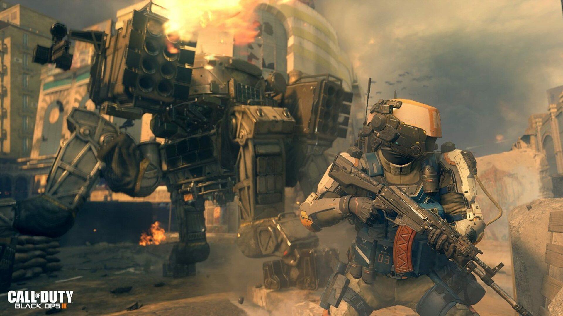 Buy Call Of Duty Black Ops 3 Steam Key Cheaper Price Eneba