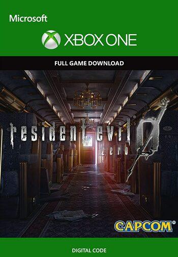 Resident Evil 0 (Xbox One) Xbox Live Key UNITED STATES
