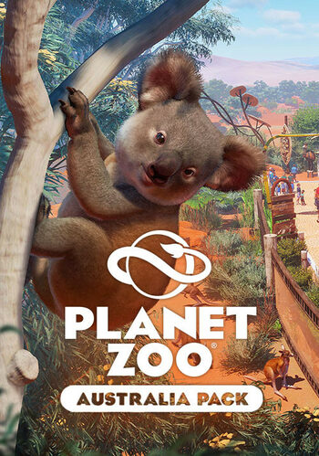 Planet Zoo: Australia Pack (DLC) Steam Key GLOBAL