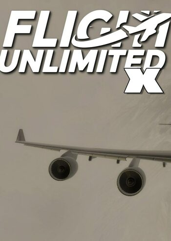 Flight Unlimited X - Windows 10 Store Key UNITED STATES