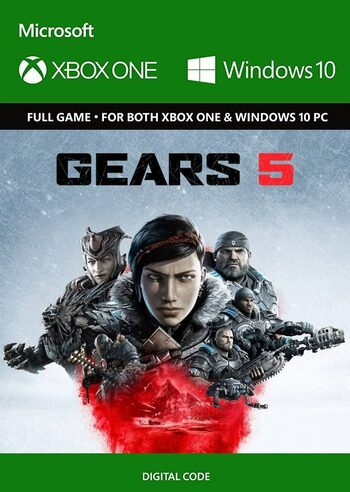 Gears 5 (PC/Xbox One) Xbox Live Clave GLOBAL