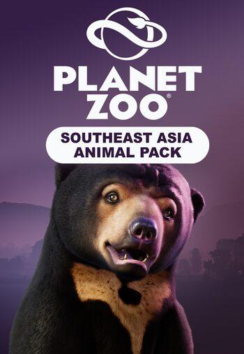 Planet Zoo: Southeast Asia Animal Pack (DLC) Steam Key GLOBAL