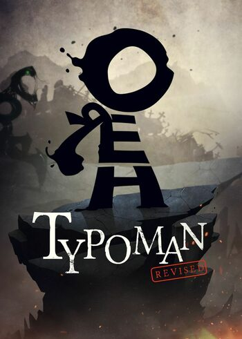 Typoman Revised Steam Key GLOBAL