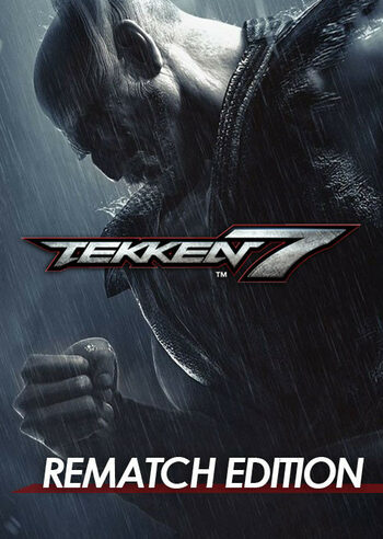 Tekken 7 (Rematch Edition) Steam Key GLOBAL