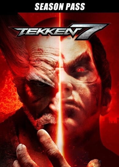 Tekken 7 - Season Pass (DLC) Steam Key GLOBAL