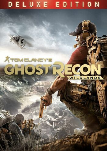 Tom Clancy's Ghost Recon: Wildlands (Deluxe Edition) Uplay Key NORTH AMERICA